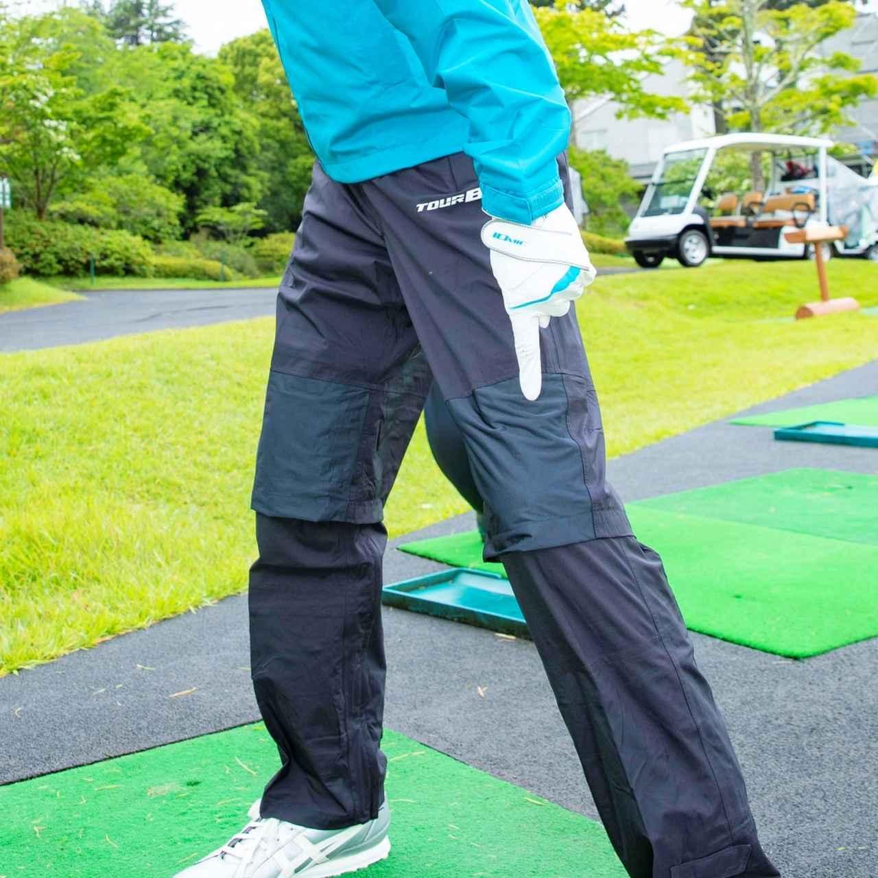 画像: 伊丹'sインプレ トップの位置でも気にならないくらい、ひざがストレッチ!