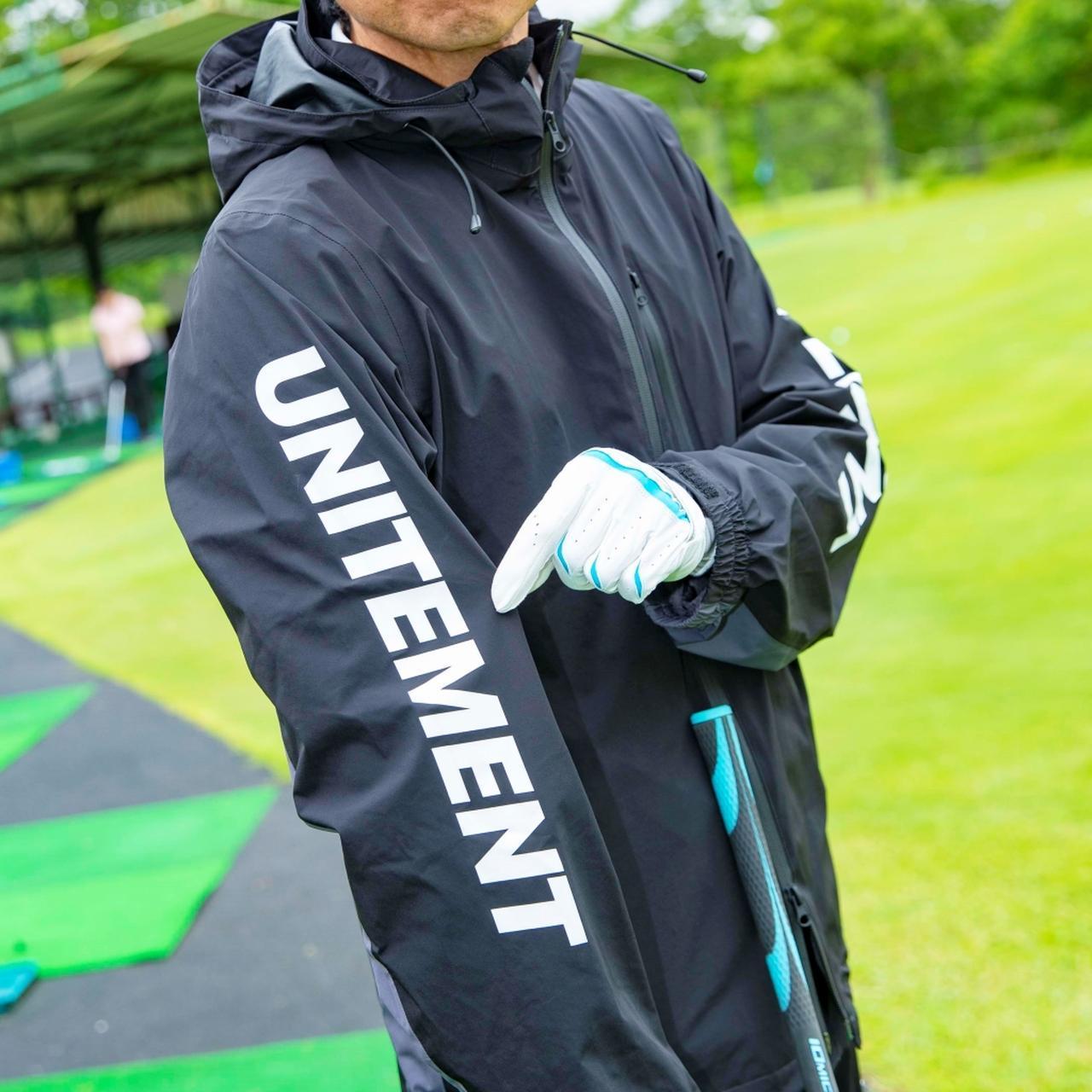 画像: 伊丹'sインプレ② 大きなロゴがおしゃれ。ゴルフ以外でも活用できそう