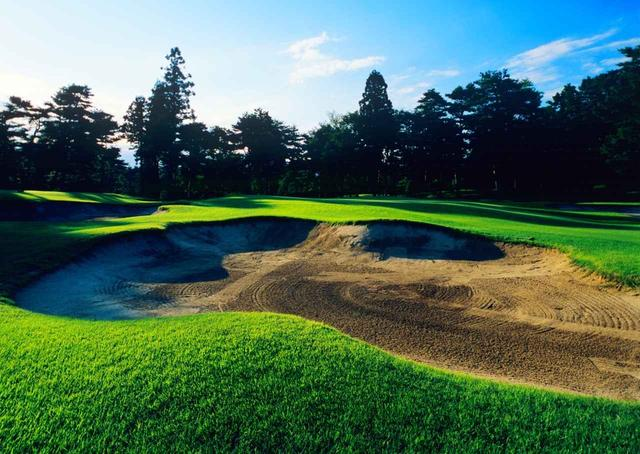 画像: 飯能ゴルフクラブ(18H・6882Y・P72)