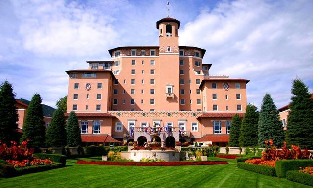 画像: ザ ブロードモア ホテル