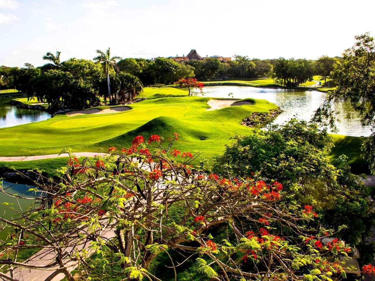 画像: 【メキシコ・カンクン】セレブが集まるシーリゾート「リビエラマヤ」。18歳以上限定オールインクルーシブホテルとマヤ遺跡に囲まれた名コース - ゴルフへ行こうWEB by ゴルフダイジェスト