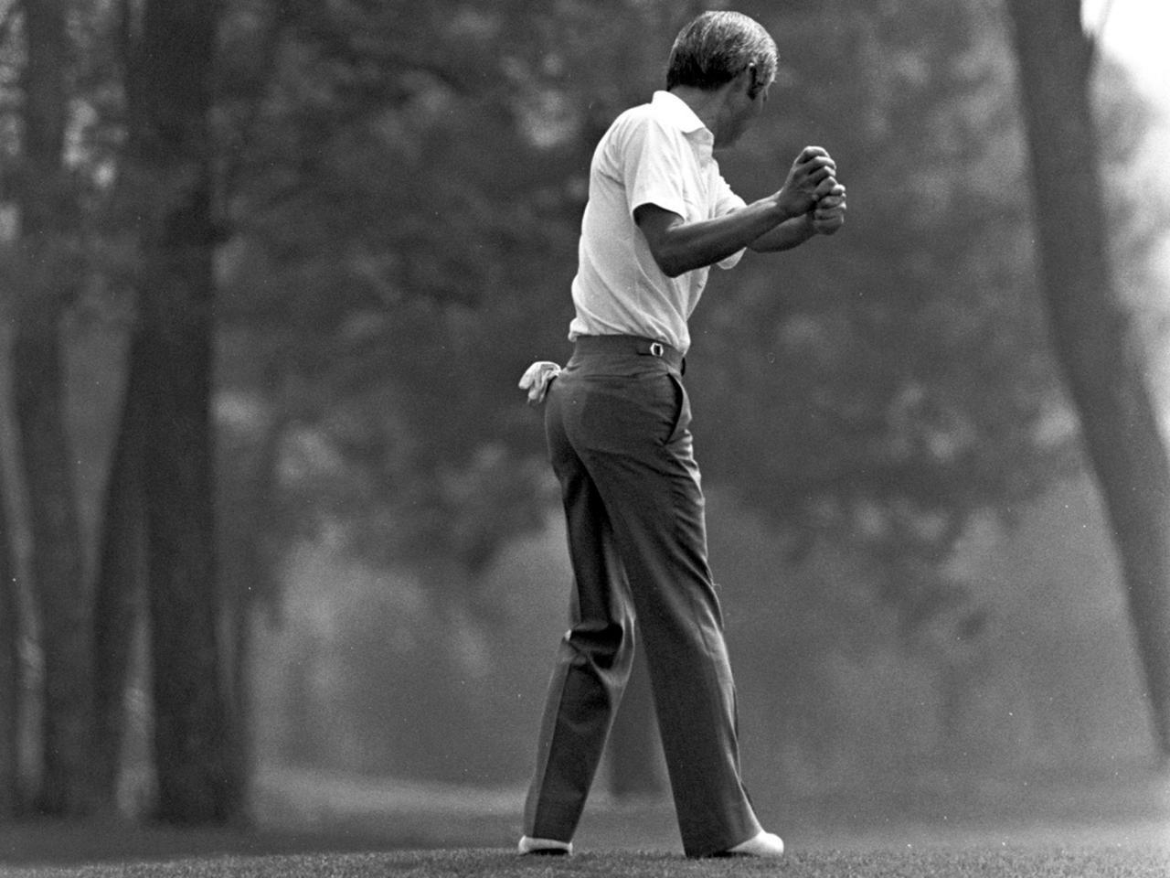 画像: 中部は、日常生活からゴルフまで一貫した基準を持っていた。「自分の基準を持つことの大切さを知った」と湯原