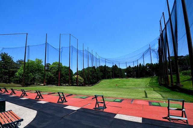 画像: PGM総成ゴルフクラブ 200Yのドライビングレンジ(15打席)