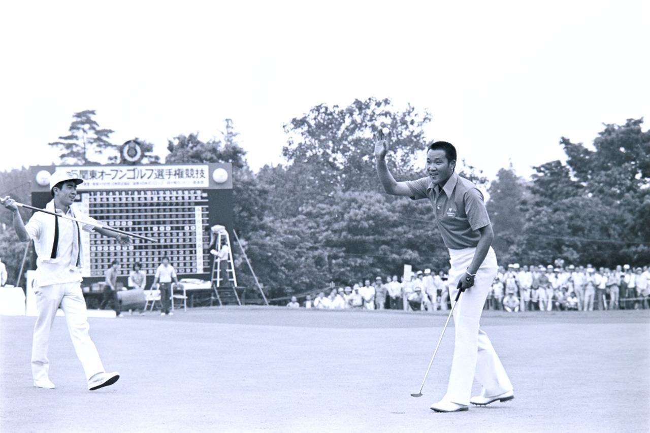 画像: 青木が、我慢を重ねる大人のゴルフで勝利を挙げた
