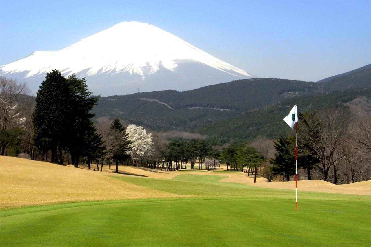 画像: 富士小山GC(18H・7015Y・P72) 設計は中村寅吉