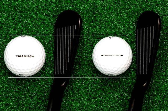 画像: 【ボール実験】軽いボールはホントに飛ぶ? 大きいボールはどこが有利? 浦大輔プロが試打検証 - ゴルフへ行こうWEB by ゴルフダイジェスト