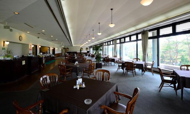 画像: クラブハウスレストラン