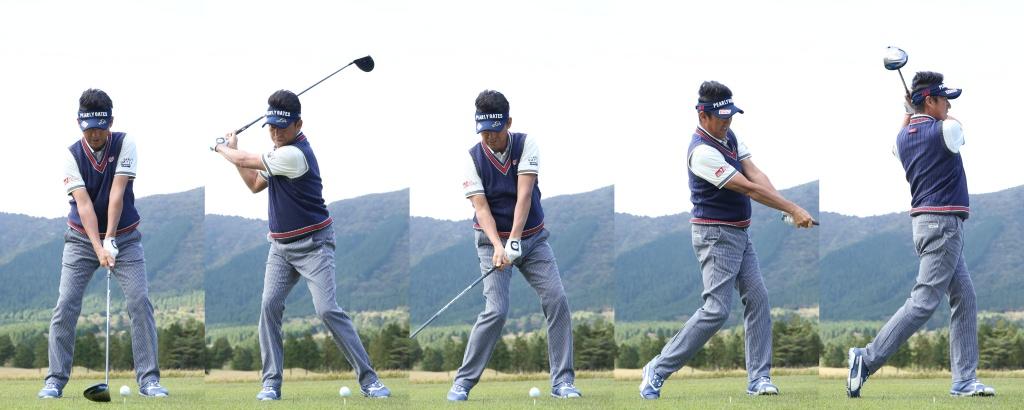 画像2: 飛ばすときは右軸、曲げたくないときはセンター軸