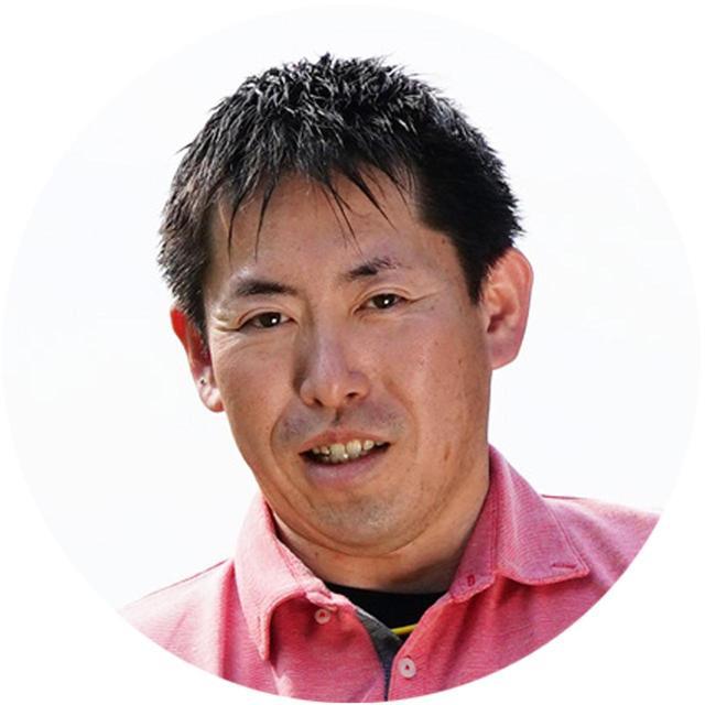 画像: 【解説】熊渕善太プロ 1979年生まれ兵庫県出身。ゴルフ好きが講じ、一念発起して脱サラしてティーチングプロへ転身。マキロイのスウィング研究に没頭するあまりSNS上でも話題