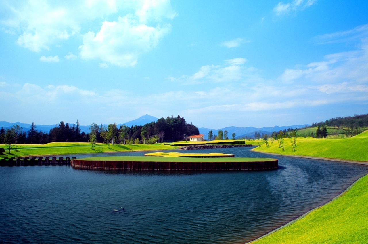 画像: セゴビアゴルフクラブ イン チヨダ(18H・7056Y・P72)