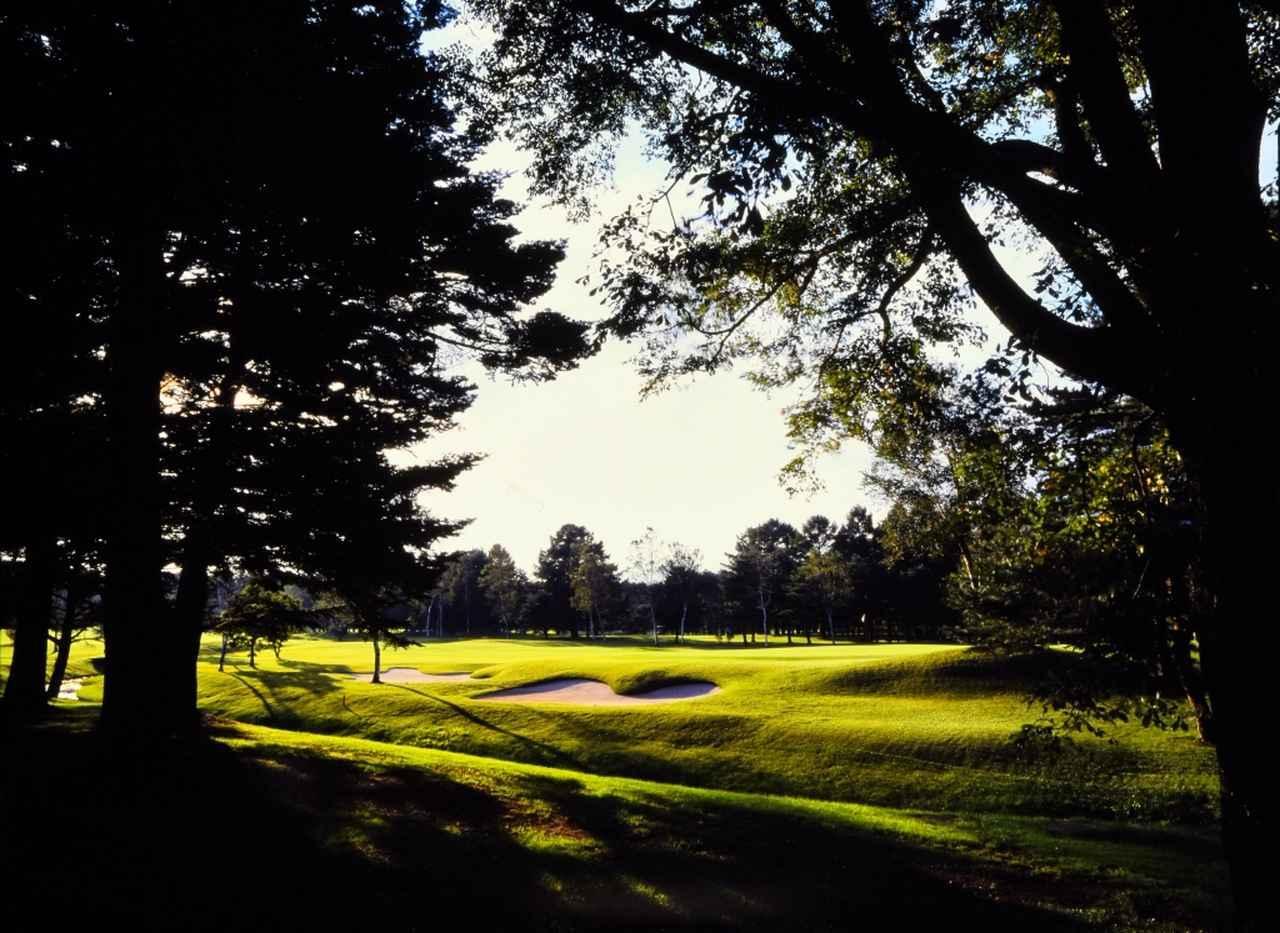 画像: 旧家や財界人が名を連ねる「軽井沢ゴルフ倶楽部」