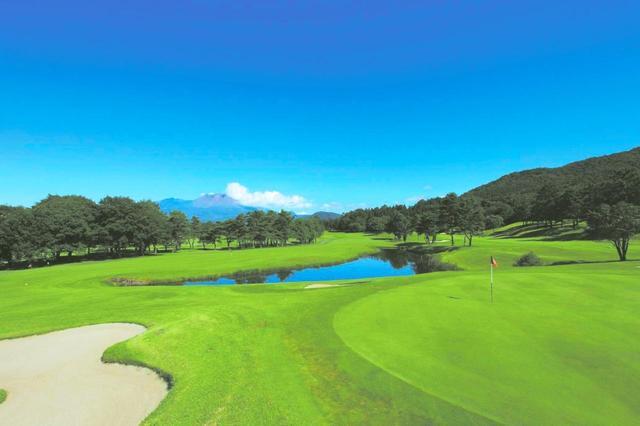 画像: 軽井沢でゴルフを大衆化させたのが「軽井沢72ゴルフ」