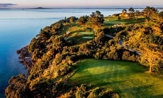 画像1: 【ニュージーランド北島・オークランド】太平洋の大都市にある特選コース「ガルフハーバー」「ティティランギ」… 6日間 2プレー(現地係員同行) - ゴルフへ行こうWEB by ゴルフダイジェスト