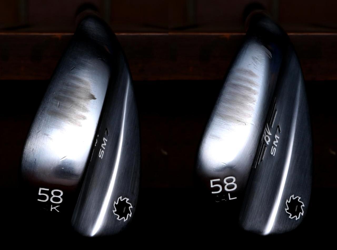 画像: 【ウェッジ分析】ボーケイ58度はソールが8タイプ。やさしさなら「K」、操作性なら「L」 - ゴルフへ行こうWEB by ゴルフダイジェスト