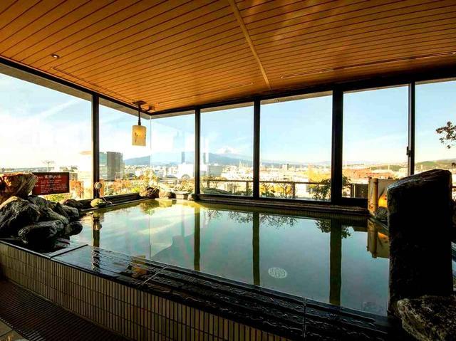 画像: ドーミーイン三島 天然温泉大浴場