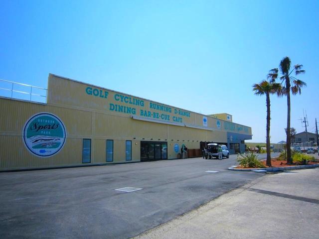 画像: 現在のKOSHIGAYA GOLF CLUBクラブハウス