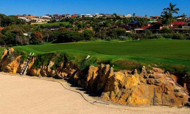 画像: 【オーストラリア・パース】R・T・ジョーンズJrが採掘場跡に造った、岩肌むき出し冒険コース! インディ ジョーンズに合っちゃいそう - ゴルフへ行こうWEB by ゴルフダイジェスト