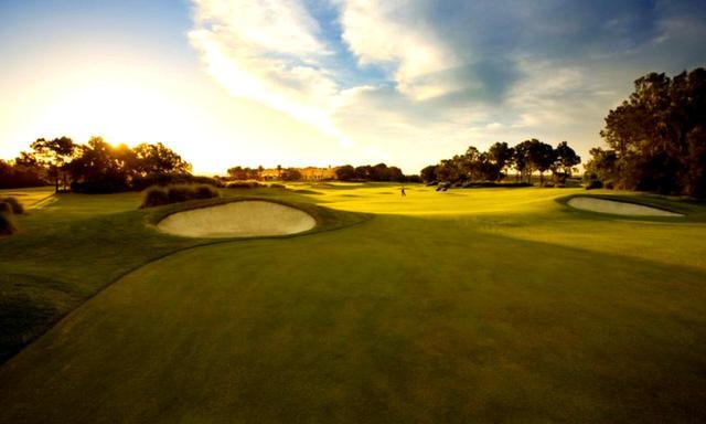 画像: リンクス ホープアイランドゴルフコース
