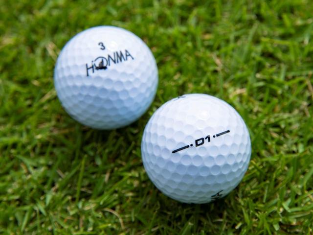 画像: 測定球は「ホンマD-1」を使用