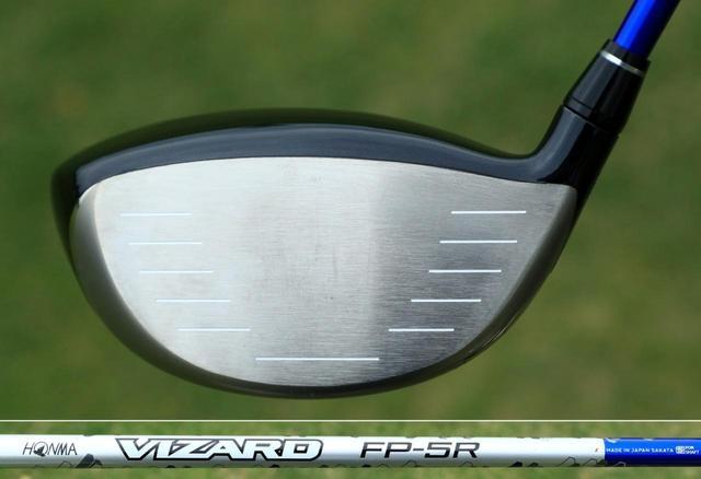 画像: 「ウィザードFP」の5Rを装着。粘り系だがしなり戻りの反応がいい