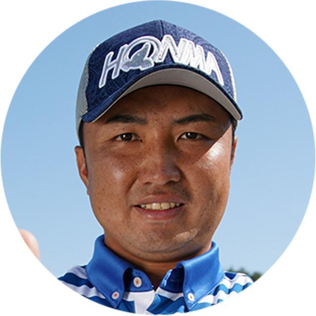 画像: 【先生】小林伸太郎プロ 日本アマ優勝経験を持ち、15年の日本プロで4位と大舞台に強い。自身も短く持つ場面は非常に多い