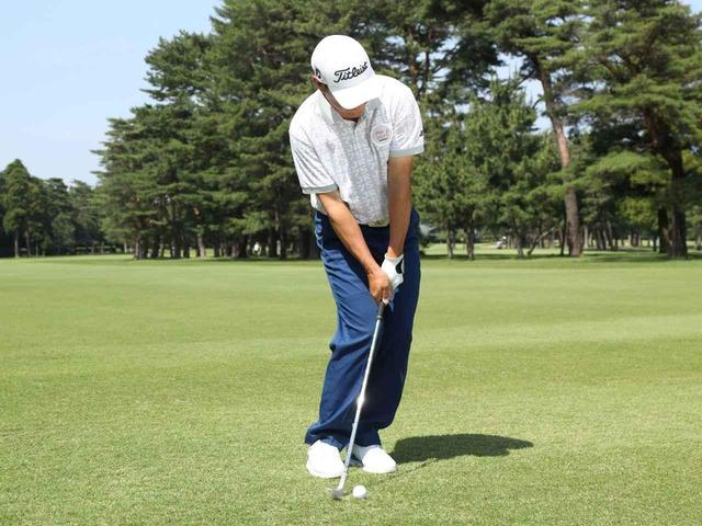 画像: 【アプローチ】「ゆるまず振るってこういうこと」。今野康晴プロの3打目勝負ウェッジレッスン - ゴルフへ行こうWEB by ゴルフダイジェスト