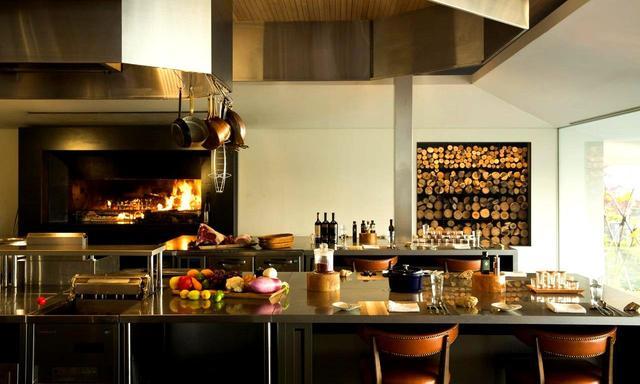 画像1: メインダイニング「エレキデア」 網焼き料理のレストラン