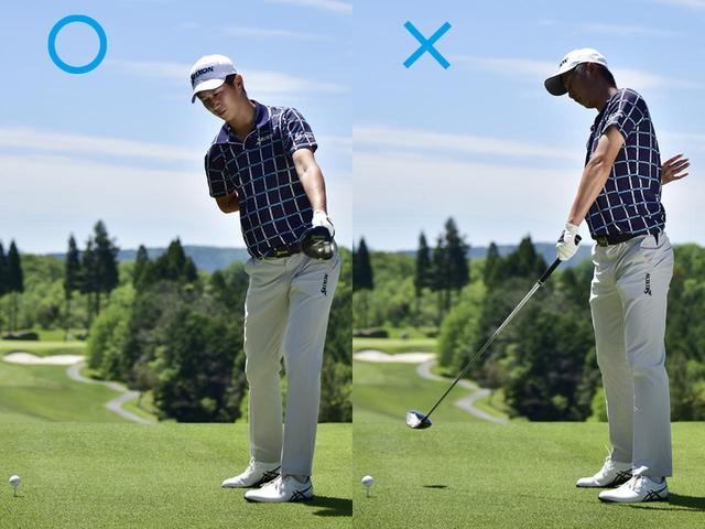 画像2: バランスよく速く振るコツは?