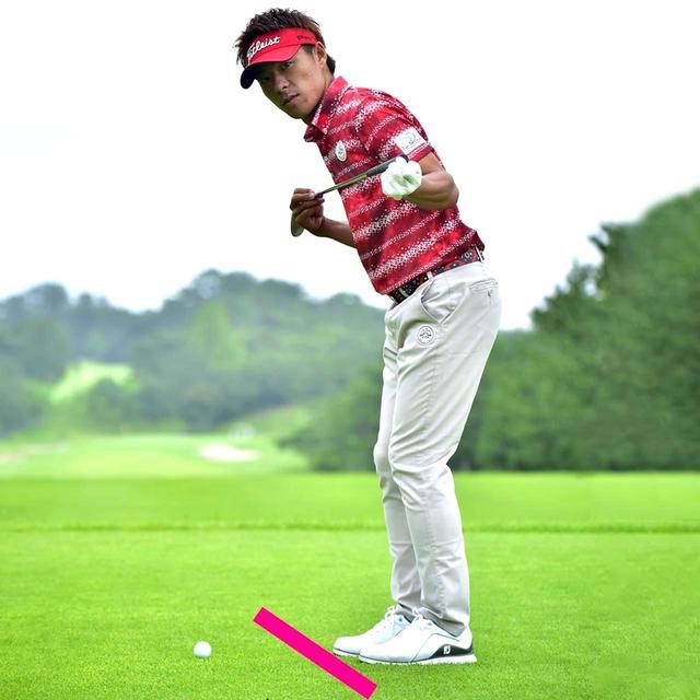 画像1: 出球がゆっくりだから距離感が出しやすい