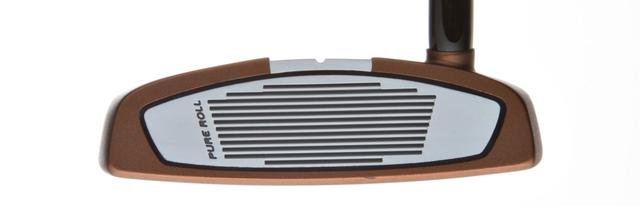 画像: 改良された「ピュアロール」。従来よりも厚めのサーリン製にしたことで打感と打音が向上した