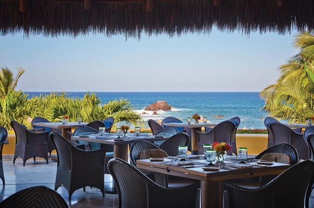 画像: 心地よい海からの風を感じながら、メキシコの美食を楽しんで!