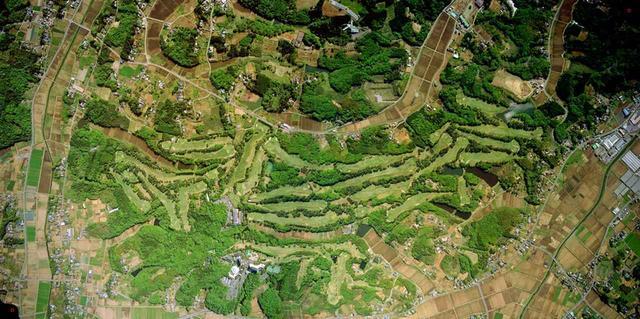 画像: 武蔵野の丘陵地に広がる高根CC。お隣りには川越CC、東松山CC