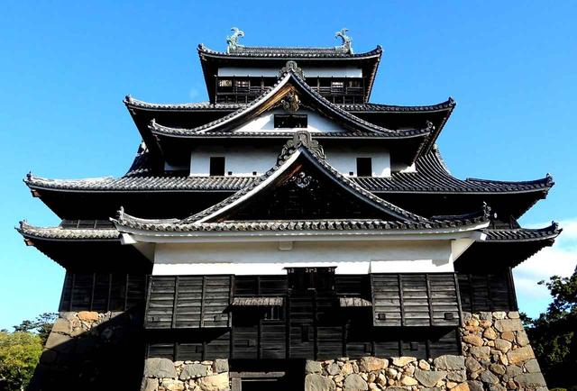 画像: 国宝 松江城(VISIT MATSUE homepage/PHOTO)