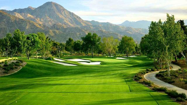 画像: インディアンウェルズ ゴルフリゾート プレーヤーズコース
