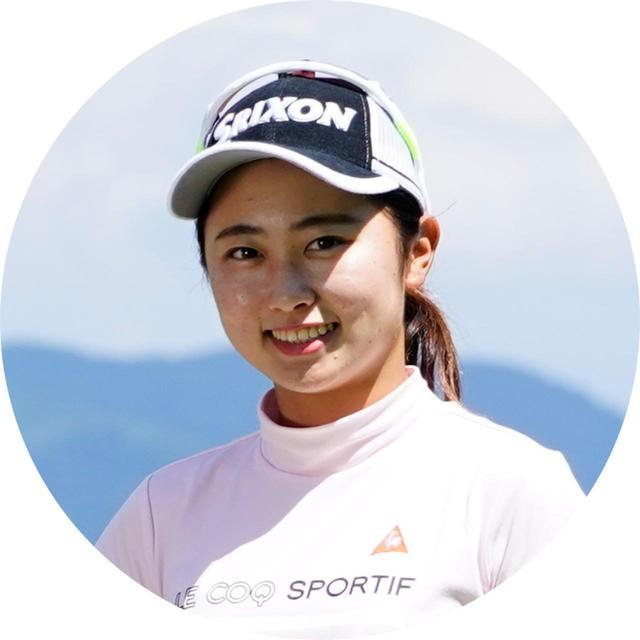 画像: 安田祐香 2000年生まれ。神戸出身。17年に日本女子アマ優勝。19年には、第1回オーガスタ・ナショナル女子アマに日本人選手として出場、3位の好成績。大手前大学ゴルフ部在籍。