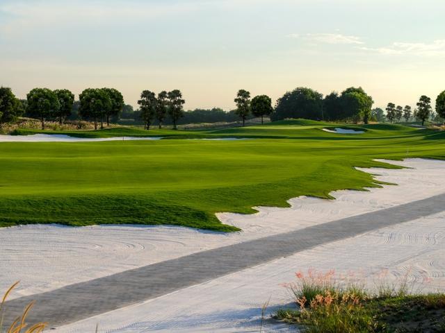 画像4: ビンパールゴルフ ナムホイアン 砂丘に造られたリンクスコース