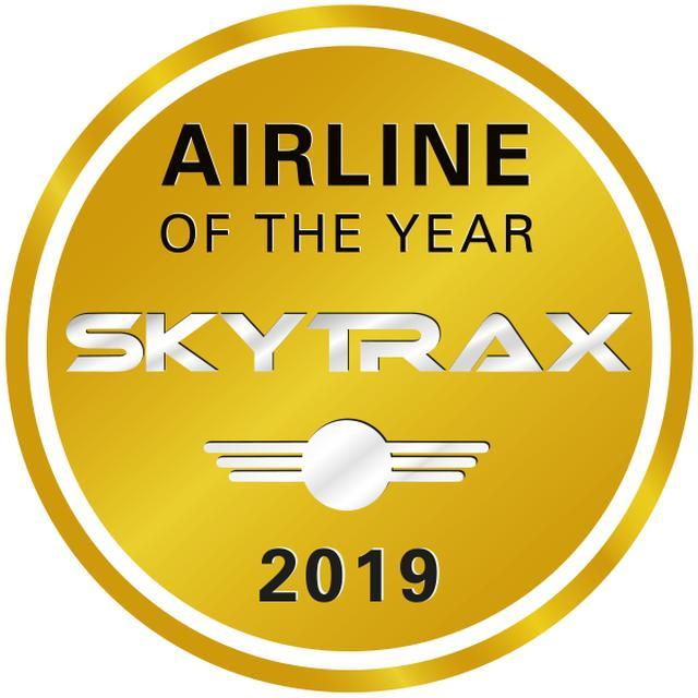 """画像: 「2019 ワールド ベスト エアライン」でランキング1位を獲得""""カタール航空""""ビジネスクラス利用商品"""