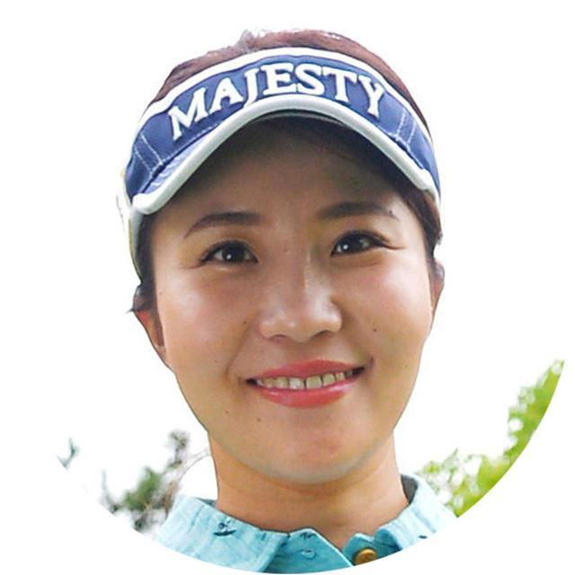 画像: 【解説】井上りこ いのうえりこ。1993年生まれ。福岡県出身。坂田塾の福岡塾でゴルフを始め、大手前大学を経て2017年プロ入り。坂田雅樹プロ直伝のドライバーショットで、ステップアップツアー参戦中