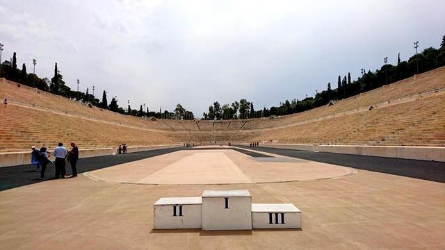 画像: アテネ パナシナイコ競技場