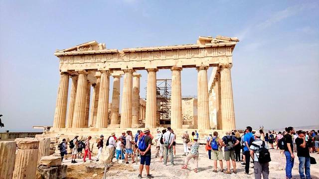 画像: パルテノン神殿