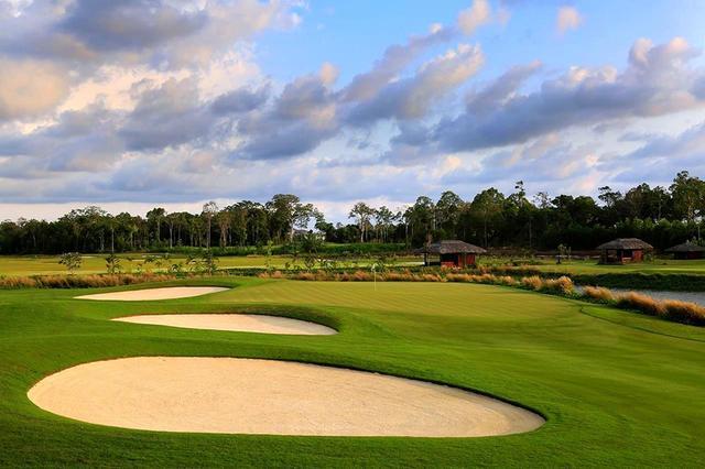 画像: コヴィンパールゴルフクラブ 設計は米国のIMG社