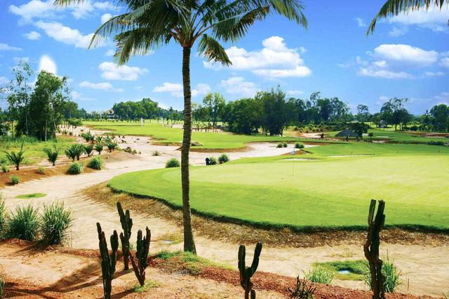 画像: 【ベトナム・年末年始】ホーチミンのベストコースでお正月。気候もあたたかベストシーズン 6日間 3プレー(現地係員・送迎付き) - ゴルフへ行こうWEB by ゴルフダイジェスト
