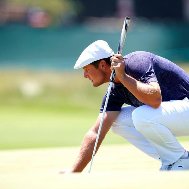 画像: PGAツアーで流行の兆し、アームロックパター