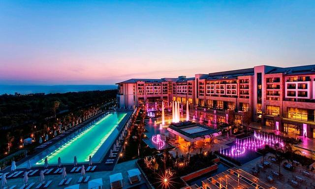 画像1: 【トルコ・年末年始】地中海気候の穏やかなゴルフリゾート。ターキッシュオープンの開催コースを回る アンタルヤ7日間 3プレー(添乗員同行)