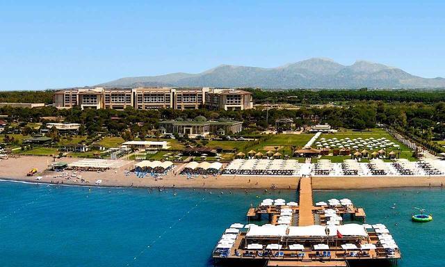 画像2: 【トルコ・年末年始】地中海気候の穏やかなゴルフリゾート。ターキッシュオープンの開催コースを回る アンタルヤ7日間 3プレー(添乗員同行)