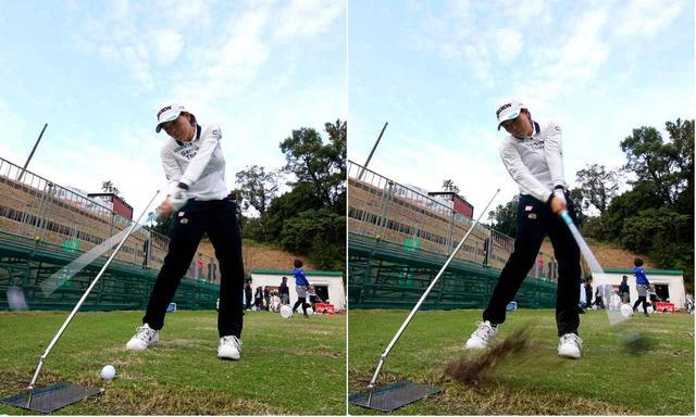 画像: 【練習器具】ツアープロが使っている魔法の棒。「アドレスキーパープロ マモル君」はスウィングをどれだけ守ってくれるのか? - ゴルフへ行こうWEB by ゴルフダイジェスト