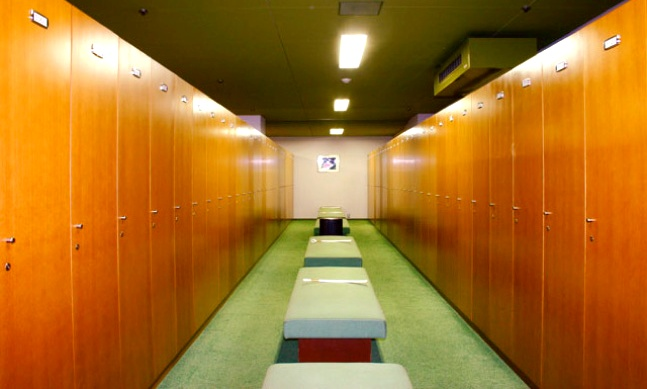 画像: 男性ロッカールーム