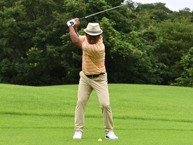 画像6: 【曲げ球①】ゴルフの幅が広がる! 五十嵐雄二プロのインテンショナルフック&スライス講座