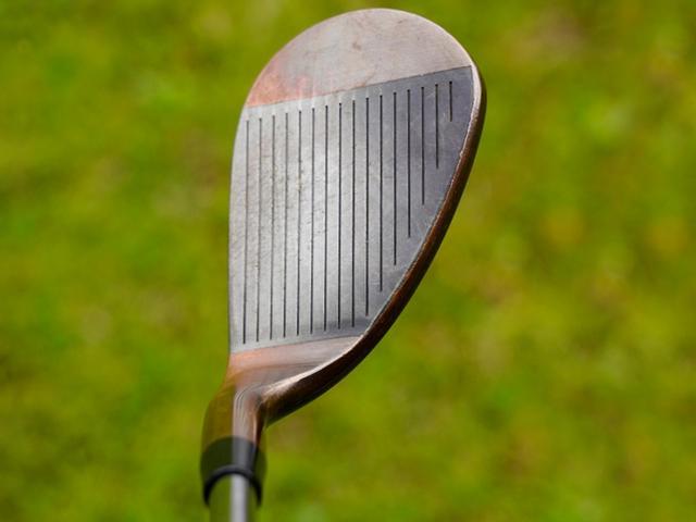 画像: グースネック形状は、球が浮きやすい日本の芝質に合い、低く打ち出せる