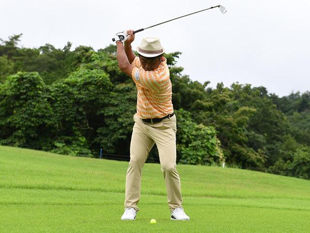 画像2: 【曲げ球①】ゴルフの幅が広がる! 五十嵐雄二プロのインテンショナルフック&スライス講座